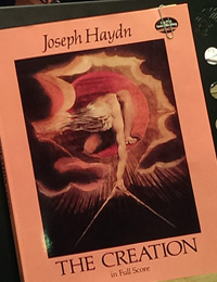 Haydn score